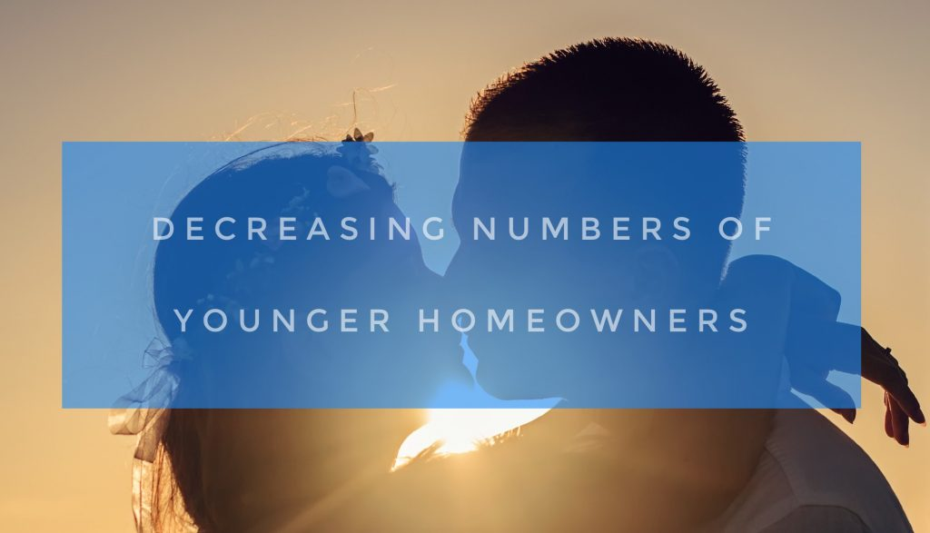 Decreasing Numbers of Younger Homeowners in Doncaster