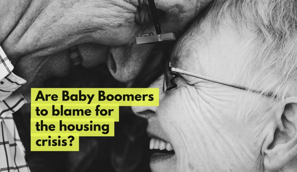 Youngsters unable to buy their first home in Doncaster – Are the Baby Boomers and Landlords to Blame?
