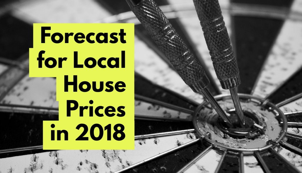 With Doncaster Annual Property Values 0.06% Lower, This is My 2018 Forecast
