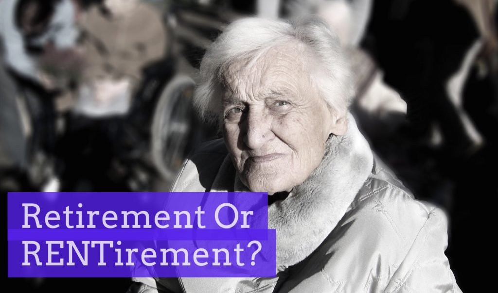 """Doncaster's £134,548,560 """"Rentirement""""  Property Market Time Bomb"""