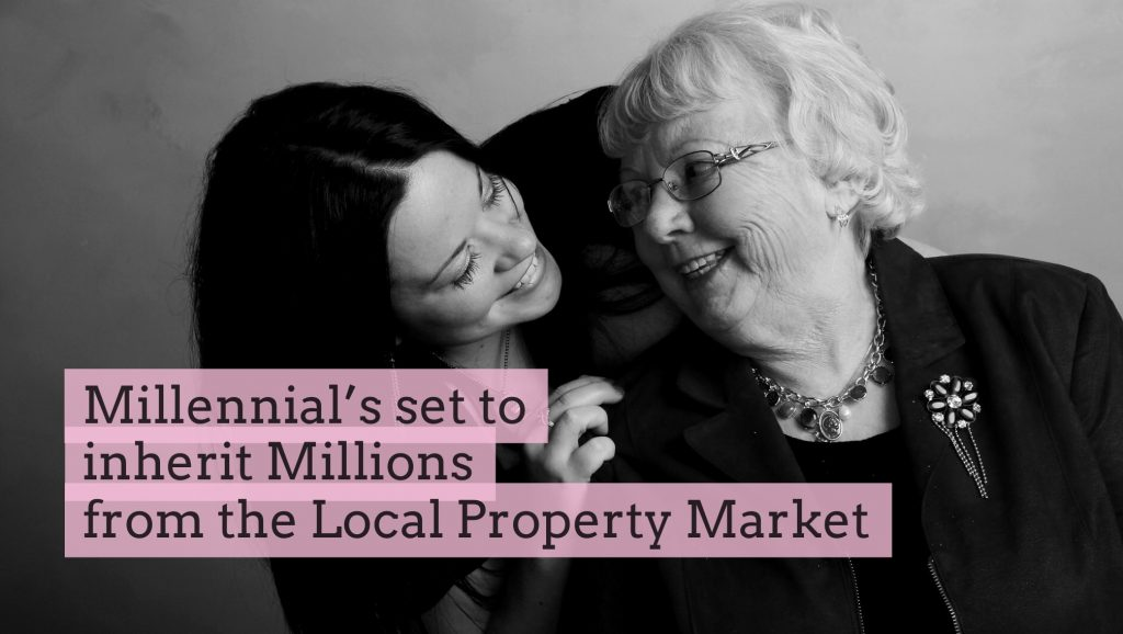 Doncaster's 'Millennials' set to inherit £201,911 each in property!