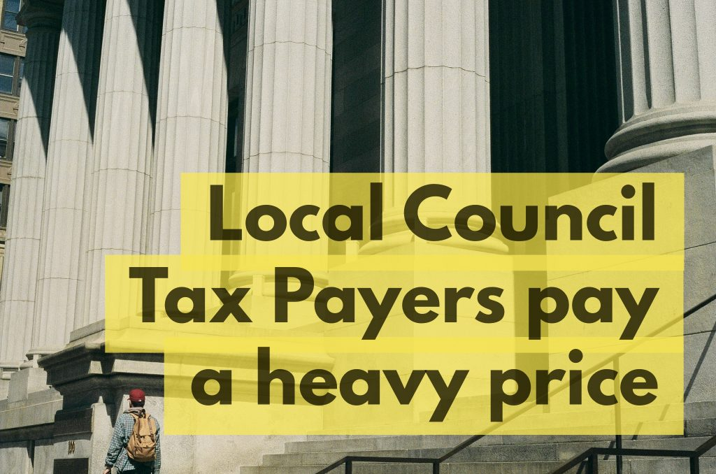 Doncaster Council Tax Payers Stung by 19.88% above Inflation Rise