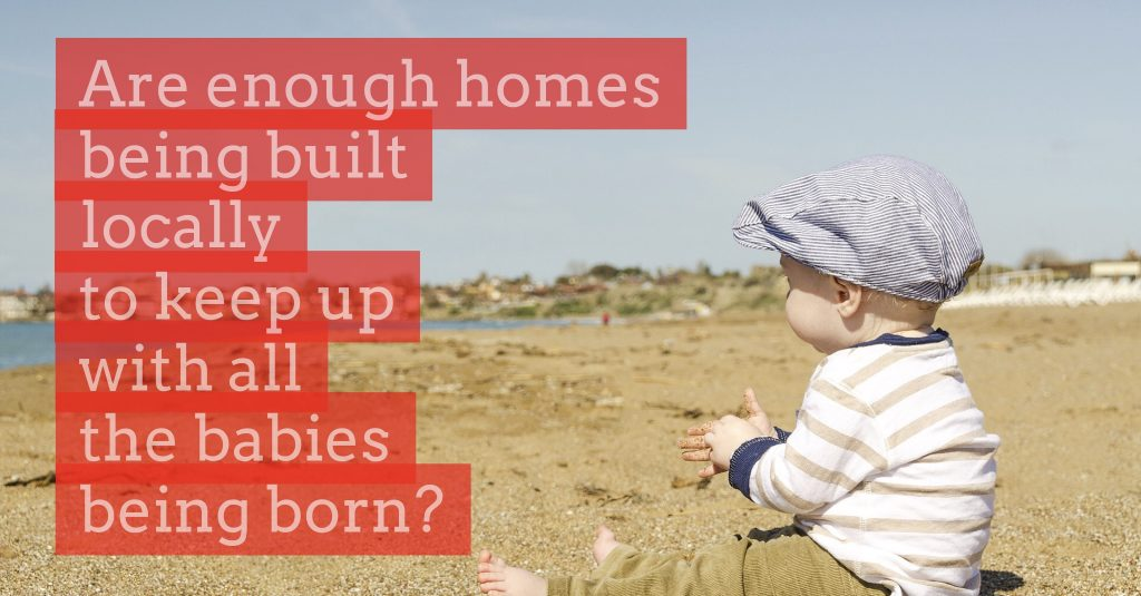 More Than Six Babies Born for Every New Home Built in the Past Five Years in Doncaster