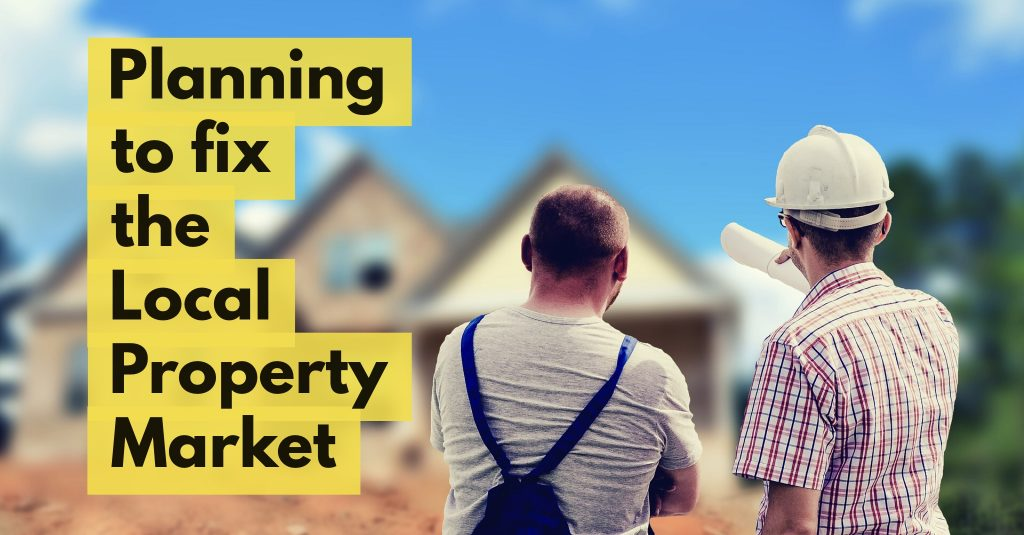 Doncaster Property Values 2.3% higher than year ago – What's the PLAN to fix the Doncaster Property Market?