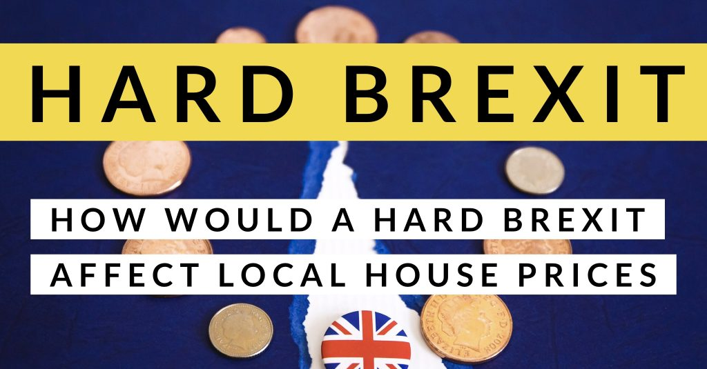 How Would a Hard Brexit Affect Doncaster House Prices?