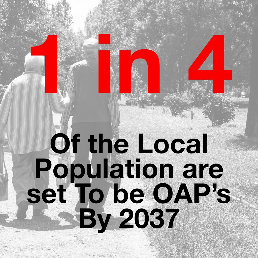 As OAP's set to rise to 1 in 4 of Doncaster's population by 2037 – Where are they all going to live?