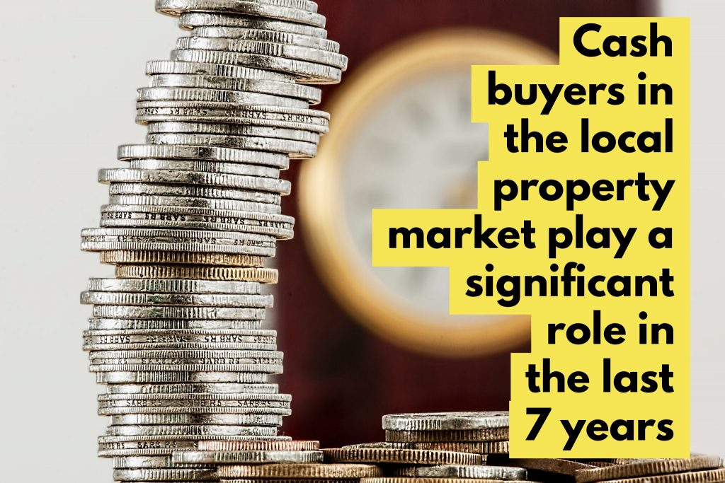 31% of All Doncaster Properties were Bought Without a Mortgage in the Last 7 Years