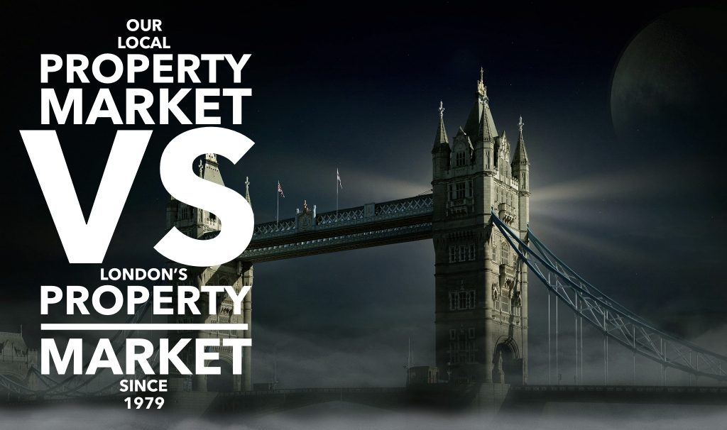 Doncaster Property Market vs London Property Market