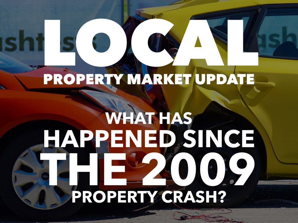 What Has Happened to the Doncaster Property Market Since the Last Property Market Crash?