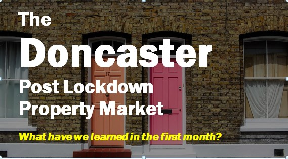 The Doncaster Post Lockdown Property Market