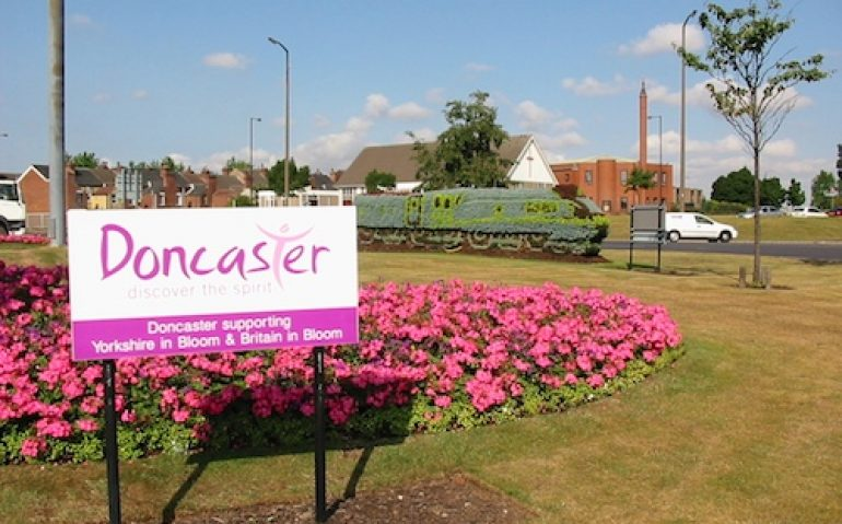 Floral Displays in Doncaster