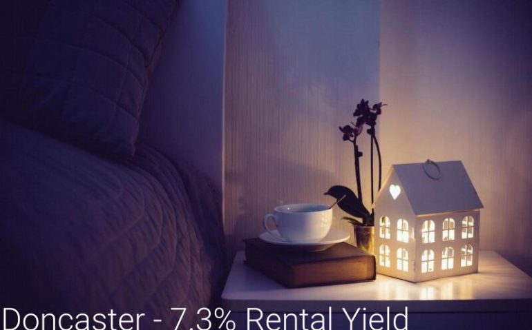 doncaster 7.3% rental yield