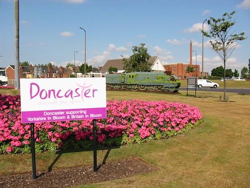 Floral Displays in Doncaster